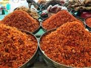 Thị trường - Tiêu dùng - Hải sản chế biến khô Cà Mau tăng giá chóng mặt
