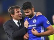 """Bóng đá - Costa - Chelsea lại bùng nổ: Hai """"độc chiêu"""" của Conte"""