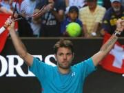 """Wawrinka – Tsonga: """"Người sắt"""" tốc hành (Tứ kết Australian Open)"""