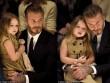"""""""Bà hoàng nhí"""" sang chảnh của siêu sao David Beckham"""