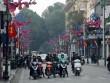 Đón Tết Đinh Dậu, phố phường Hà Nội không còn lòe loẹt