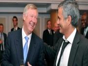 Bóng đá - MU: Sir Alex khen Mourinho tiến bộ không ngừng