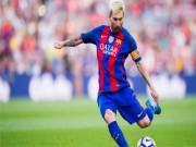 Bóng đá - Messi đắt nhất thế giới, J.Rodriguez xuống giá thảm hại