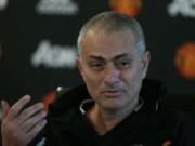 Bóng đá - MU: Mourinho khoe tóc lạ, sợ đá chung kết