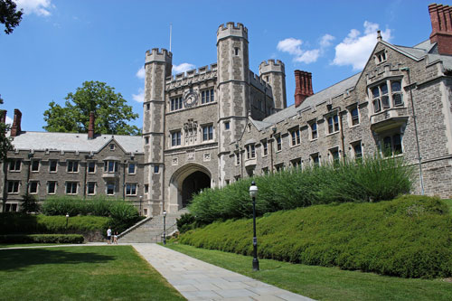 """""""Lác mắt"""" với 10 khuôn viên trường đại học đẹp nhất thế giới - 10"""