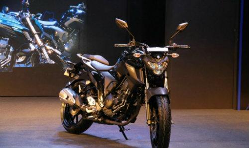 2017 Yamaha FZ25 lên kệ, giá 39,4 triệu đồng - 2
