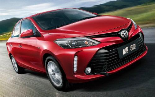 Toyota Vios mới giá 389 triệu đồng rục rịch lên kệ - 1