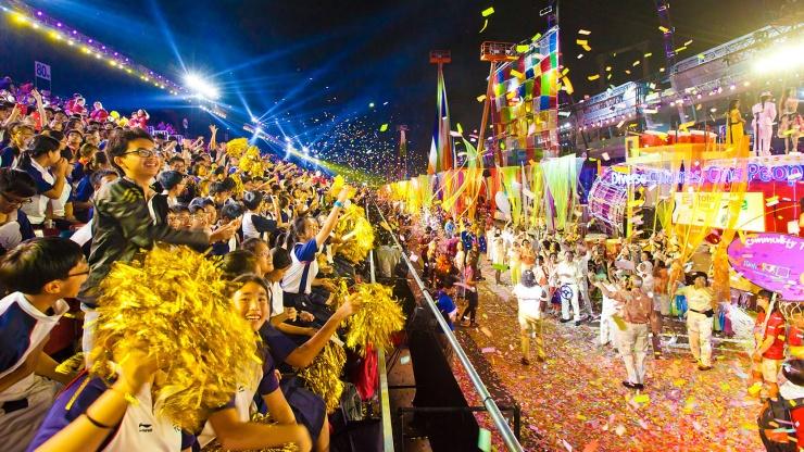 Lễ hội đường phố dịp Tết hoành tráng nhất châu Á - 3