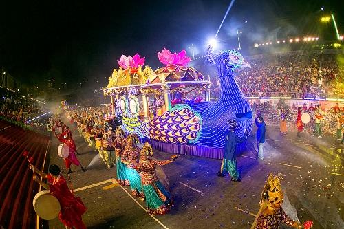 Lễ hội đường phố dịp Tết hoành tráng nhất châu Á - 1
