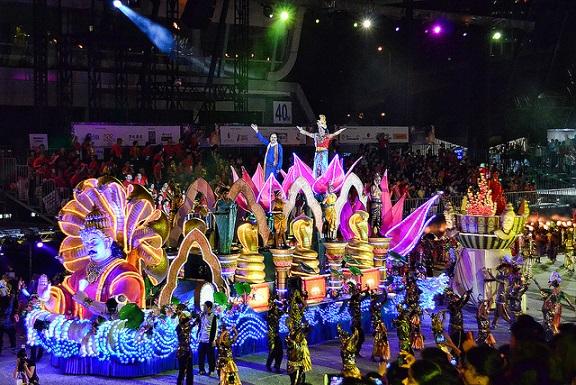 Lễ hội đường phố dịp Tết hoành tráng nhất châu Á - 4