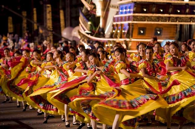 Lễ hội đường phố dịp Tết hoành tráng nhất châu Á - 5