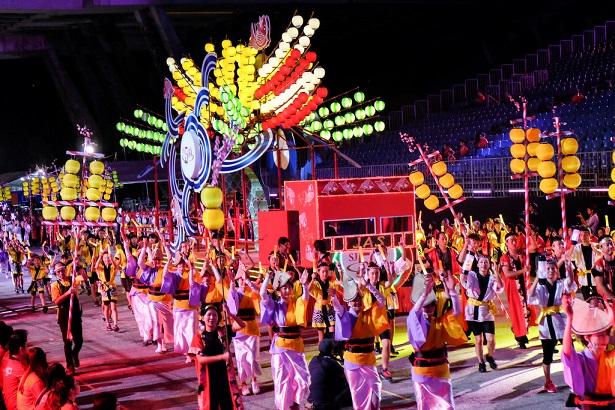 Lễ hội đường phố dịp Tết hoành tráng nhất châu Á - 8