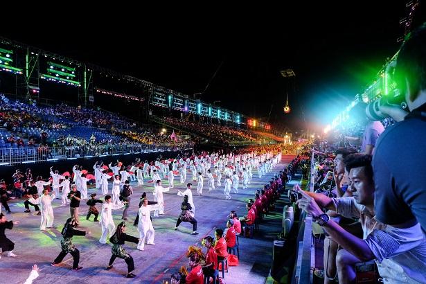 Lễ hội đường phố dịp Tết hoành tráng nhất châu Á - 9