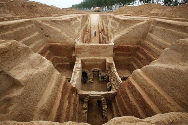 Đi tìm sự thật về 72 lăng mộ bí ẩn của Tào Tháo - 2