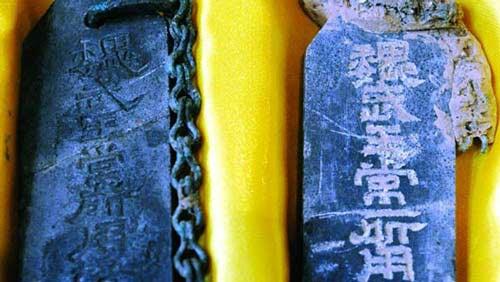 Đi tìm sự thật về 72 lăng mộ bí ẩn của Tào Tháo - 3
