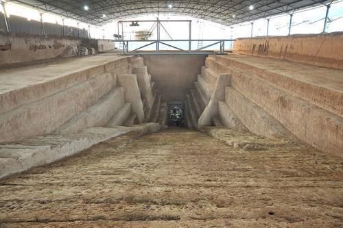 Đi tìm sự thật về 72 lăng mộ bí ẩn của Tào Tháo - 4