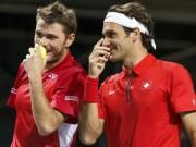 """Thể thao - Tin thể thao HOT 26/1: Federer lo bị Wawrinka """"bắt bài"""""""