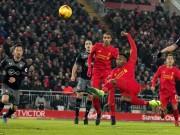 Bóng đá - Liverpool tuột vé chung kết League Cup, Klopp đổ lỗi trọng tài