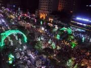 Tin tức trong ngày - Hàng ngàn người đổ về đường hoa lâu năm nhất Sài Gòn