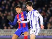 """Bóng đá - Barcelona - Real Sociedad: Chờ lĩnh """"phần thưởng"""""""