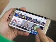 Thời trang Hi-tech - Samsung Galaxy S7 Edge gặp lỗi màn hình