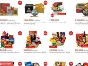 Thị trường - Tiêu dùng - Sôi động thị trường quà Tết online