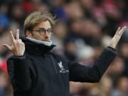 Bóng đá - Liverpool tụt dốc thê thảm: Lỗi lầm của Klopp