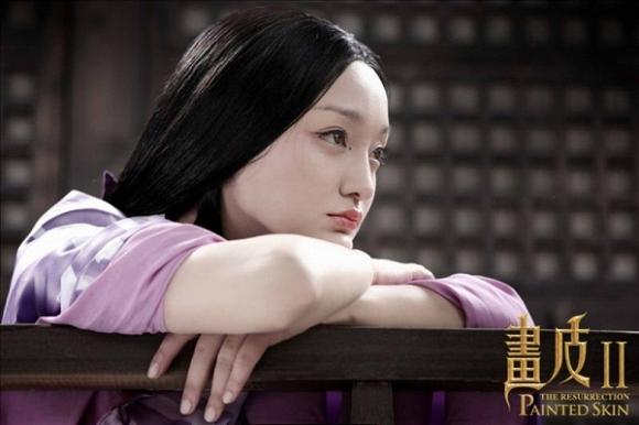 """""""Tiểu Đông Tà"""" Châu Tấn trông như thiếu nữ ở tuổi 42 - 2"""
