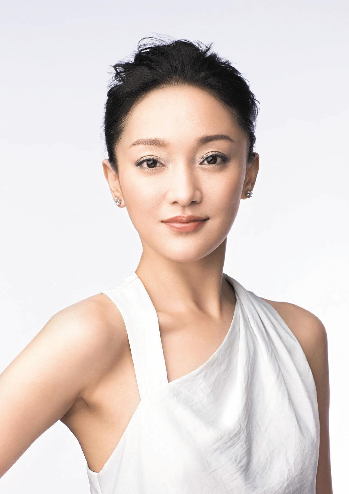 """""""Tiểu Đông Tà"""" Châu Tấn trông như thiếu nữ ở tuổi 42 - 3"""