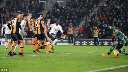 """Hull City - MU: """"Thót tim"""" rời hang hổ - 1"""