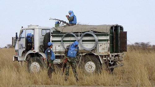 """Tết đặc biệt của sĩ quan """"mũ nồi xanh"""" VN ở Nam Sudan - 5"""