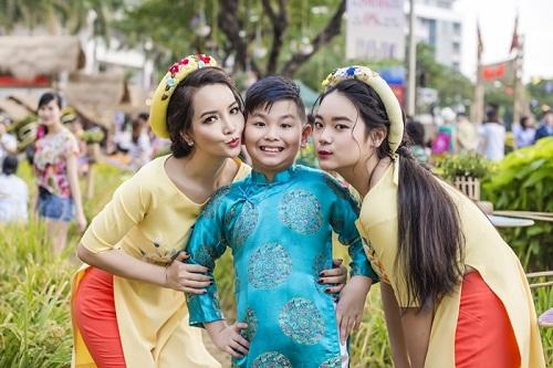 Con gái Mai Thu Huyền đã lớn phổng phao và vô cùng xinh xắn - 5
