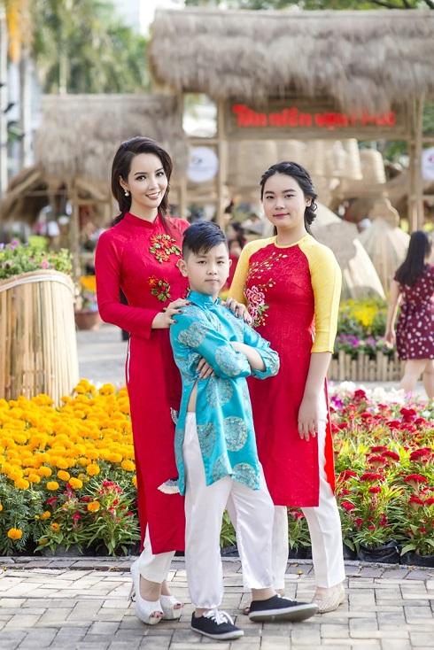 Con gái Mai Thu Huyền đã lớn phổng phao và vô cùng xinh xắn - 6