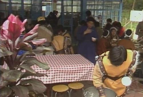 Ảnh hiếm hậu trường phim Anh hùng xạ điêu 1983 - 2