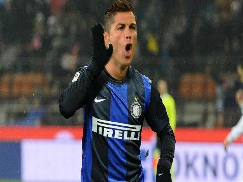 Chuyển nhượng 27/1: Ronaldo bị đồng đội dụ sang Inter Milan. - 1