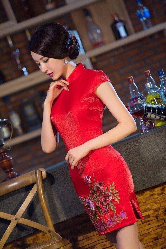 Ngắm gần trang phục đón Tết Việt - Hàn - Trung - Nhật - 10