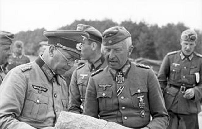 Bộ óc chỉ huy chiến lược của quân đội phát xít Đức - 3