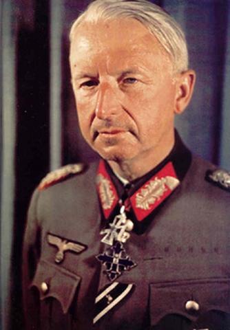 Bộ óc chỉ huy chiến lược của quân đội phát xít Đức - 1