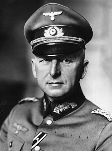 Bộ óc chỉ huy chiến lược của quân đội phát xít Đức - 2