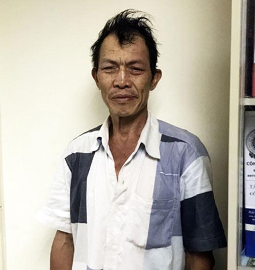 Bắt tên trộm chuyên nghiệp tại sân bay Tân Sơn Nhất - 1