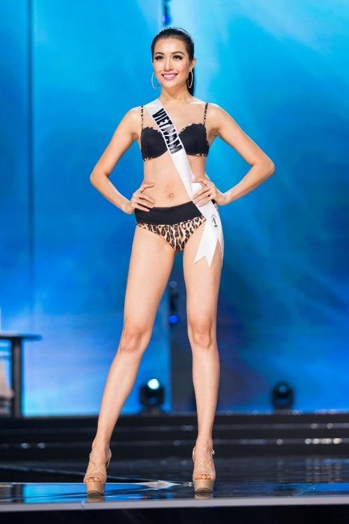 Lệ Hằng siêu ấn tượng, gây tranh cãi tại Miss Universe - 4