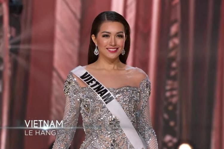 Lệ Hằng siêu ấn tượng, gây tranh cãi tại Miss Universe - 8