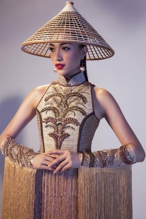 Lệ Hằng siêu ấn tượng, gây tranh cãi tại Miss Universe - 12