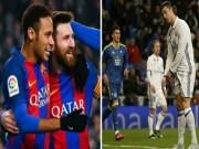 """Bóng đá - Barca """"lên hương'', Real """"xuống dốc"""": Số phận đảo chiều"""
