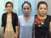 """Tin tức trong ngày - Bắt 3 """"nữ quái"""" móc túi trên đường hoa Nguyễn Huệ"""