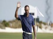 Thể thao - Tin thể thao HOT 27/1: Tiger Woods gây thất vọng ngày tái xuất