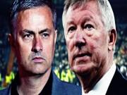Bóng đá - Mourinho ở tuổi 54, xuất chúng hơn cả Sir Alex