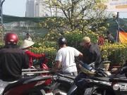 Thị trường - Tiêu dùng - Đà Nẵng: Nắng lên, chợ hoa Tết Đinh Dậu lại sôi động!