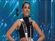 Thời trang - Lệ Hằng siêu ấn tượng, gây tranh cãi tại Miss Universe
