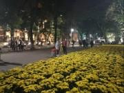 Tin tức trong ngày - Hà Nội vắng lặng bất ngờ trước thời khắc giao thừa
